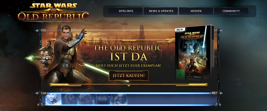 Star Wars: The Old Republic (SW TOR)